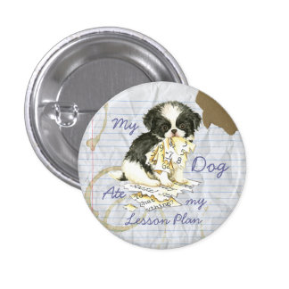 My Japanese Chin Ate my Lesson Plan Button