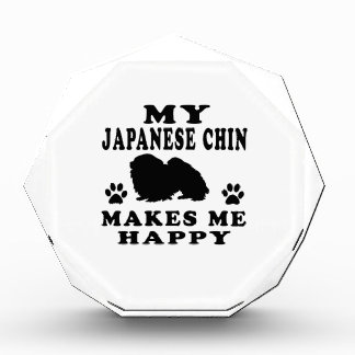 My Japanese Chin Makes Me Happy Awards