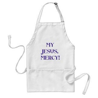 My Jesus, Mercy! Adult Apron
