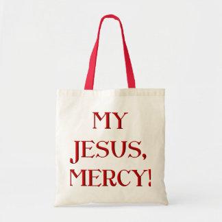 My Jesus, Mercy! Bags