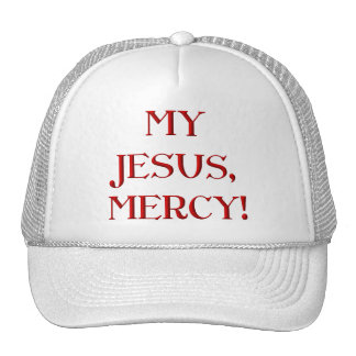 My Jesus, Mercy! Trucker Hat