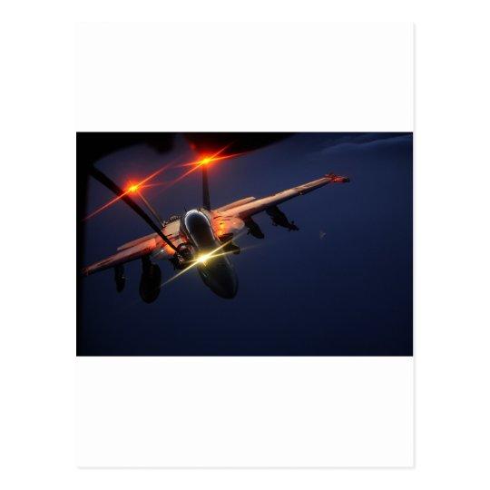 My Jet Postcard