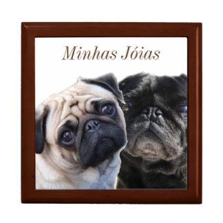 My Jewels pug Gift Box