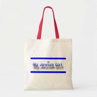 My Jewish Girl Fashion Mini-Tote Bag