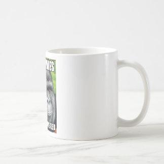 My Jimmies Remain Unrustled Classic White Coffee Mug