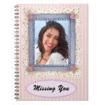 My Journal / Missing You Note Book