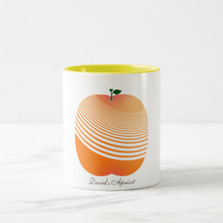 My Juicy Apricot Mug