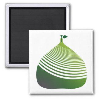 My Juicy Green Fig Magnet