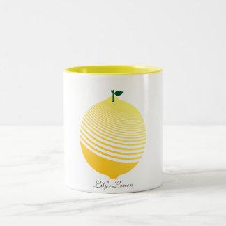 My Juicy Sour Sweet Lemon Mug