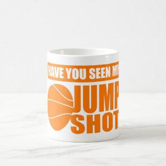 My Jump Shot Coffee Mug