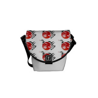 My Kanji Love Messenger Bag