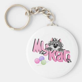 My Kat, Girl Keychain