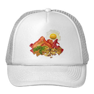 My Ketchup Gone Squatchin for Bacon Breakfast Trucker Hat