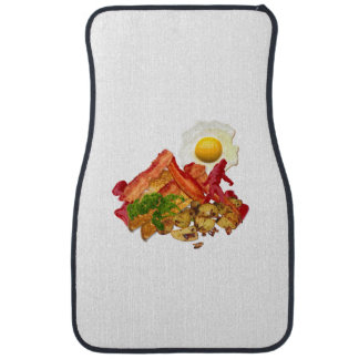 My Ketchup Gone Squatchin for Bacon Decor Car Mat