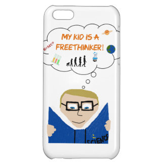 My Kid Is A Freethinker iPhone case Case For iPhone 5C