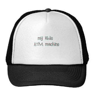 my kids ATM machine Trucker Hat