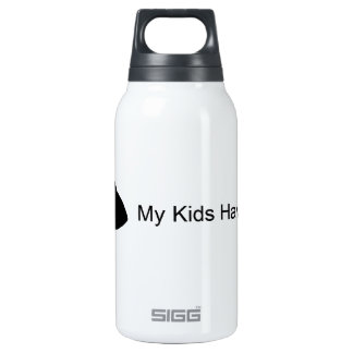 My Kids Have Fins (Fish) Thermos Bottle