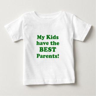 My Kids have the Best Parents T Shirt