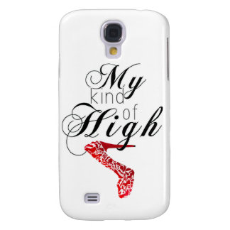 My Kind Of High... Heel Galaxy S4 Cover