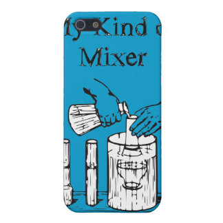 My Kind of Mixer iPhone SE/5/5s Cover