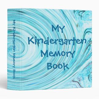 My Kindergarten Memory Book Binder