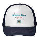 My Kishu Ken is All That! Hats