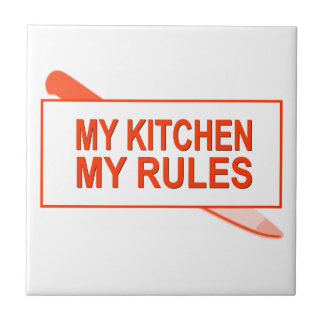 My Kitchen. My Rules. Fun Design for Kitchen Boss Tile
