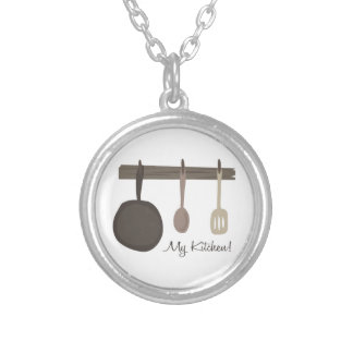 My Kitchen! Custom Necklace