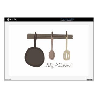 My Kitchen! Decals For Laptops