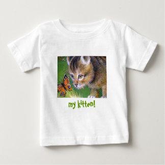 my kitten! baby T-Shirt