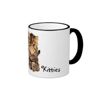 """My Kitty"" Chubs and Bubs Kitten Mug"