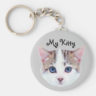"""""""My Kitty"""" Keychain"""