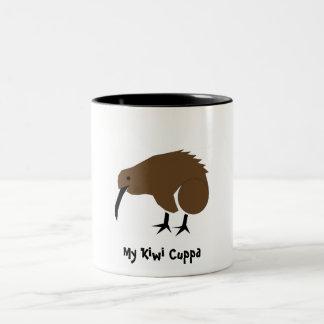 My Kiwi Cuppa Two-Tone Coffee Mug