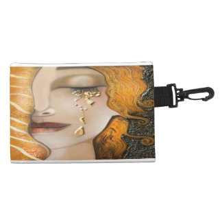 My Klimt Serie : Gold Accessory Bag
