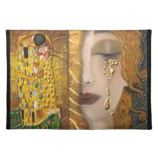 My Klimt Serie:Gold Placemat
