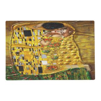My Klimt Serie:The Kiss Placemat