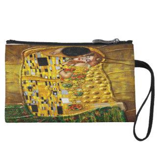 My Klimt Serie:The Kiss Wristlet