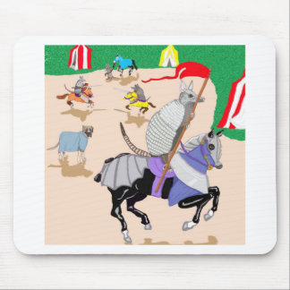 My Knight In Shining Armor Mouse Pad