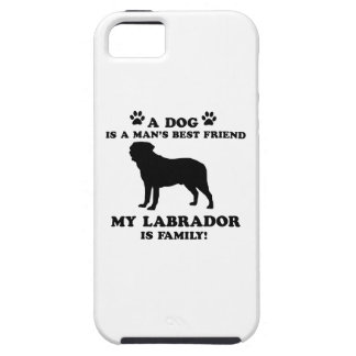 My labrador family, your dog just a best friend iPhone SE/5/5s case