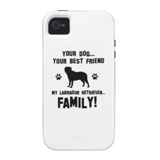 My labrador retriever family, your dog just a best Case-Mate iPhone 4 covers
