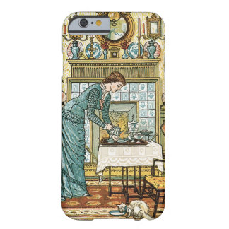 My Lady's Chamber, frontispiece to 'The House Beau Barely There iPhone 6 Case