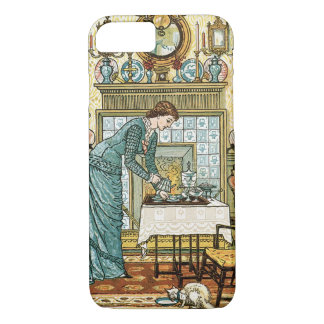 My Lady's Chamber, frontispiece to 'The House Beau iPhone 7 Case