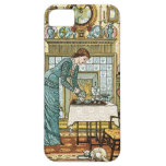 My Lady's Chamber, frontispiece to 'The House Beau iPhone SE/5/5s Case