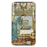 My Lady's Chamber, frontispiece to 'The House Beau iPod Touch Case-Mate Case