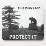 MY LAND MOUSE PAD
