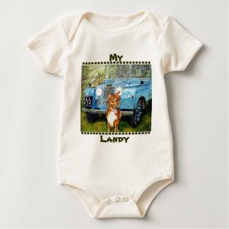 My Landy Baby Grow Playtime Till Bedtime Baby Bodysuit