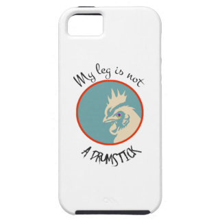 My Leg is Not a Drumstick iPhone SE/5/5s Case