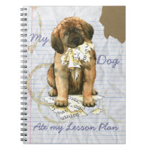 My Leonberger Ate My Lesson Plan Notebook