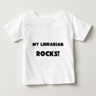 MY Librarian ROCKS! Shirts