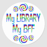 My Library BFF Stickers